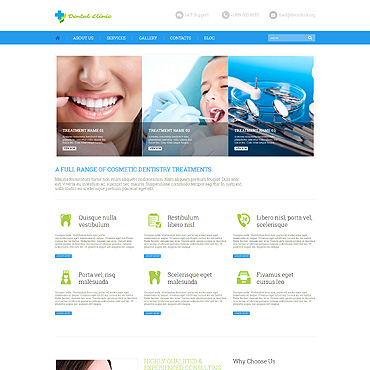 Website Template № 52639