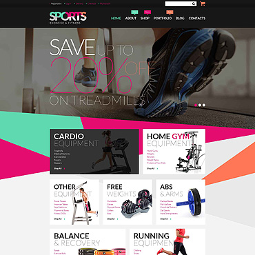 Website Template № 52647