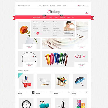 Website Template № 52673