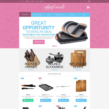 Website Template № 52677