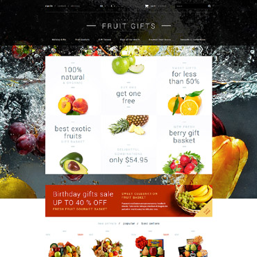 Website Template № 52699