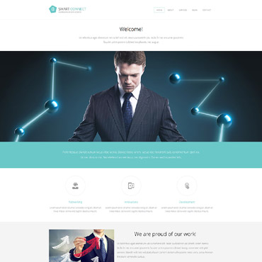 Website Template № 52708