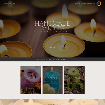 Website Template № 52723