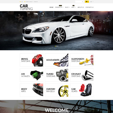 Website Template № 52725
