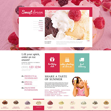 Website Template № 52742