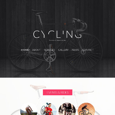 Website Template № 52757