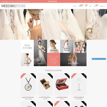 Website Template № 52765