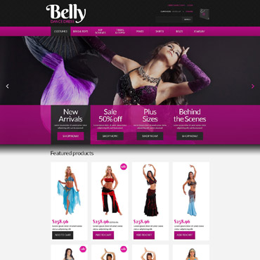 Website Template № 52767