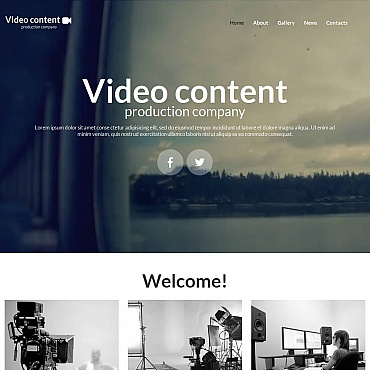 Website Template № 52788