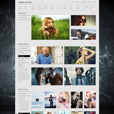 Website Template № 52806