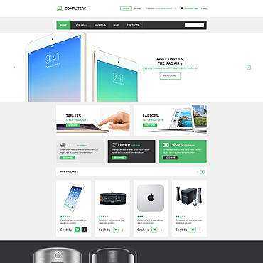 Website Template № 52822
