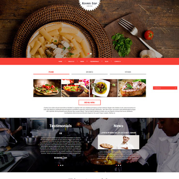 Website Template № 52854