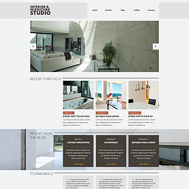 Website Template № 52863