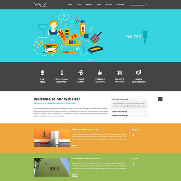 Website Template № 52913