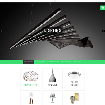 Template Industriale Magento #52921