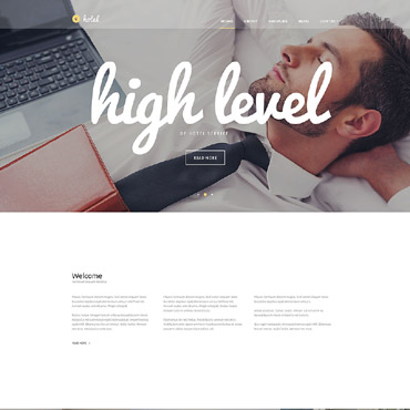 Website Template № 52946