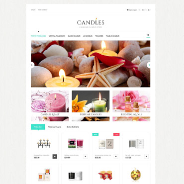 Website Template № 52957