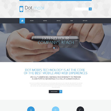 Website Template № 52983
