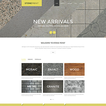 Website Template № 52985
