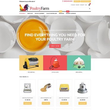 Website Template № 52990