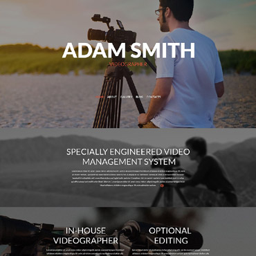 Website Template № 53017