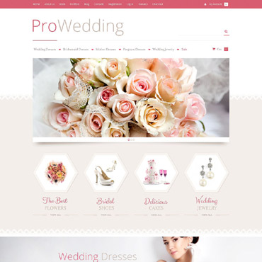 Website Template № 53023
