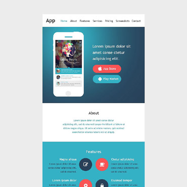 Website Template № 53026