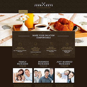 Website Template № 53027