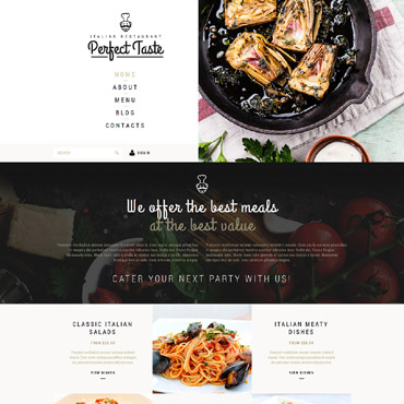 Website Template № 53087