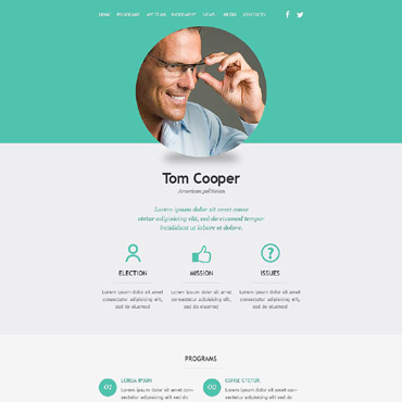 Website Template № 53101