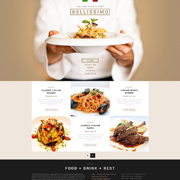Website Template № 53111