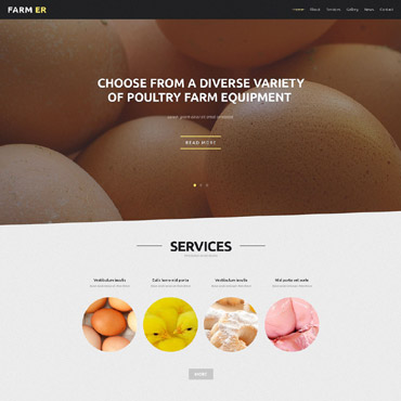 Website Template № 53132