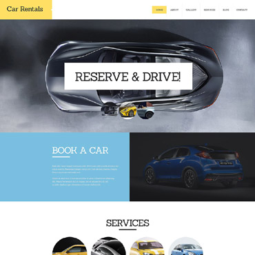 Website Template № 53134