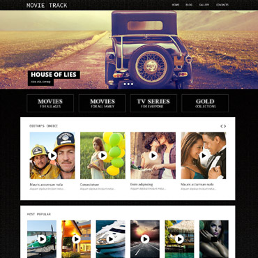 Website Template № 53142