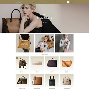 Website Template № 53170