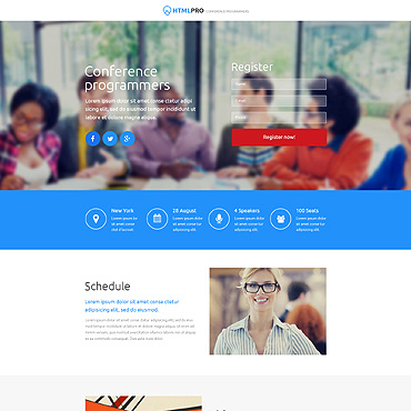 Template Software Unbounce Templates #53184