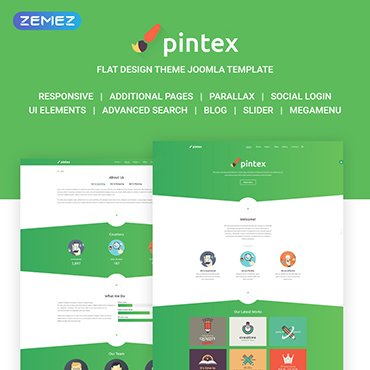 Website Template № 53199
