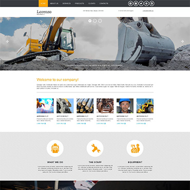 Website Template № 53238