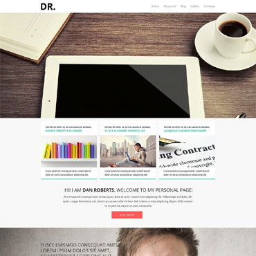 Website Template № 53255