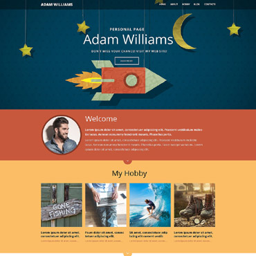 Website Template № 53270