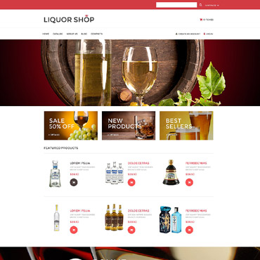 Website Template № 53281
