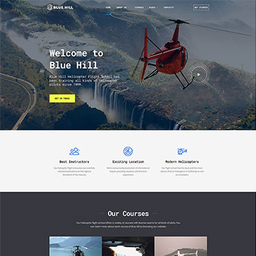 Website Template № 53326