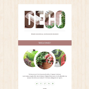 Website Template № 53341