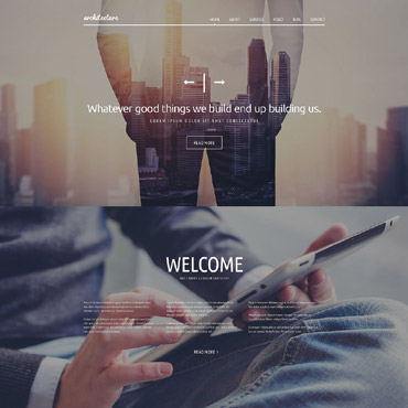 Website Template № 53361