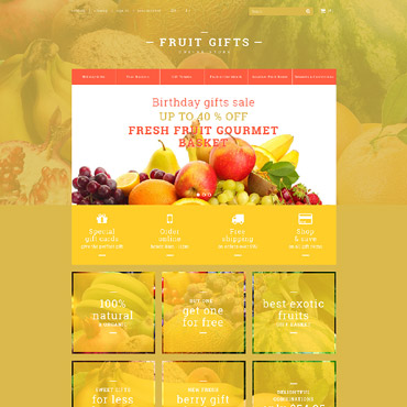 Website Template № 53379