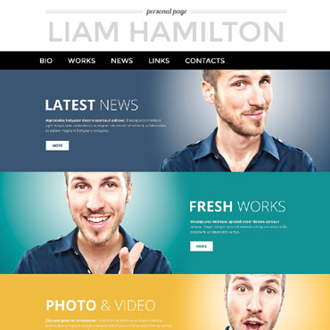 Website Template № 53390