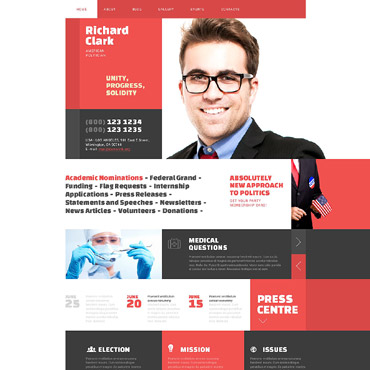 Website Template № 53392