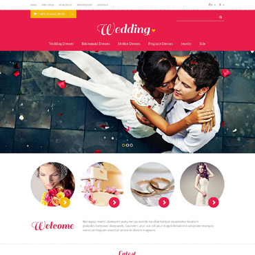 Website Template № 53405