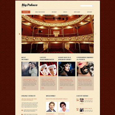 Website Template № 53416