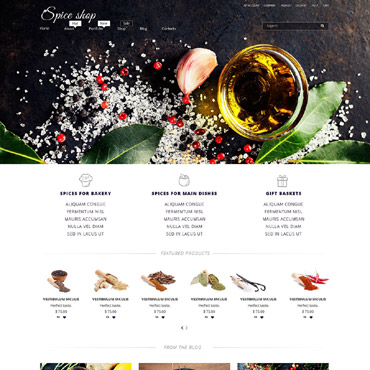 Website Template № 53423